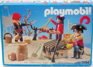 Playmobil - 3794v1 - Pirates
