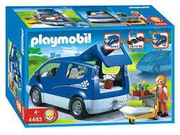 Playmobil 4483 - Monospace - Boîte