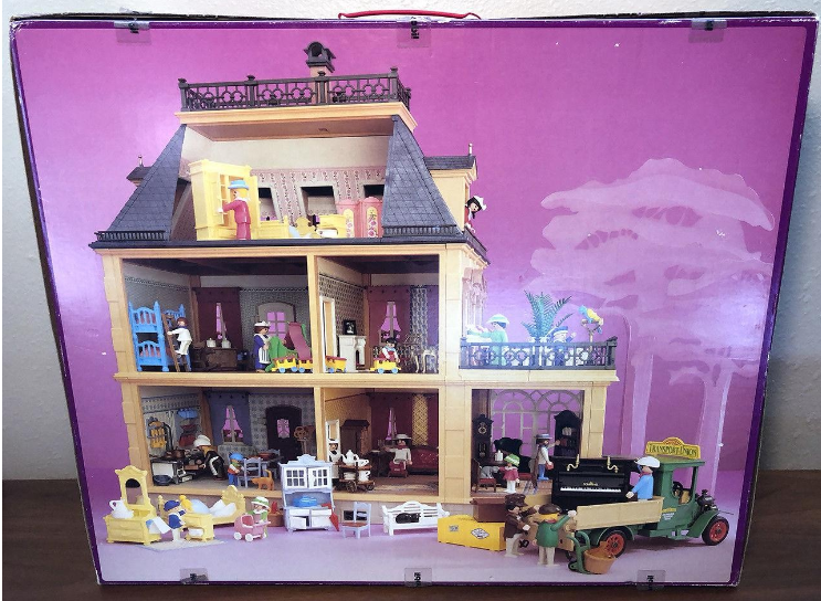 Playmobil 5300v2 - Large Victorian Dollhouse - Box