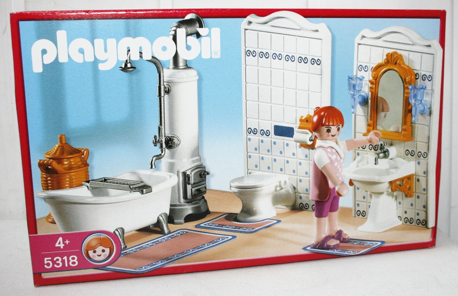 Playmobil 5318 - Bathroom - Box