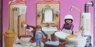 Playmobil - 5324v1 - Bathroom