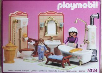 Playmobil - 5324v1 - Bathroom