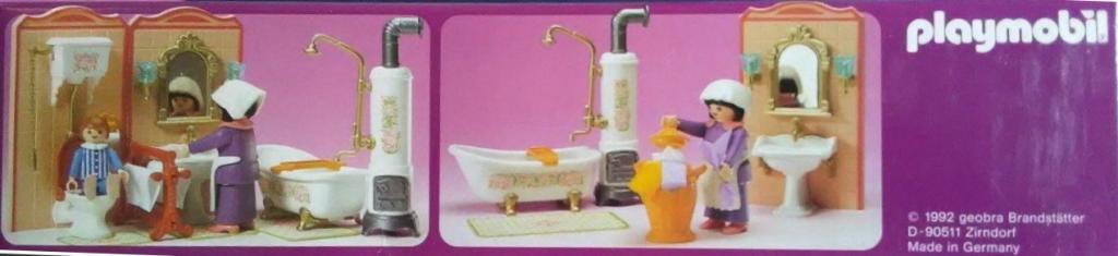 Playmobil 5324v1 - Bathroom - Box