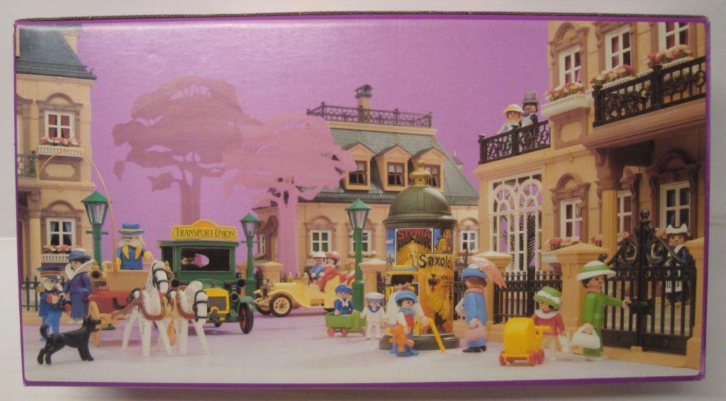 Playmobil 5360 - Dollhouse Fencing - Back