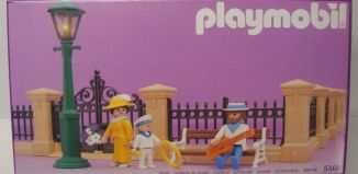 Playmobil - 5360 - Dollhouse Fencing