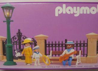 Playmobil - 5360 - Dollhouse Fencing