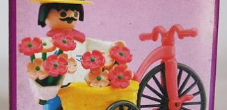 Playmobil - 5400v1 - Flower Seller