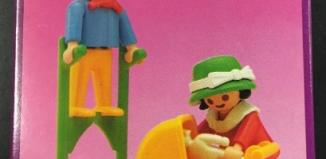 Playmobil - 5403v2 - Children With Stilts