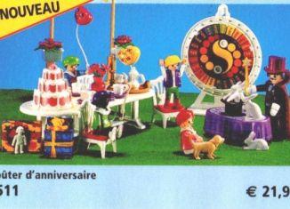 Playmobil - 5511v2 - Children's Birthday Party
