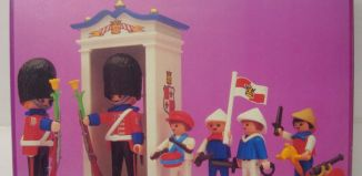 Playmobil - 5581 - Guards & Children