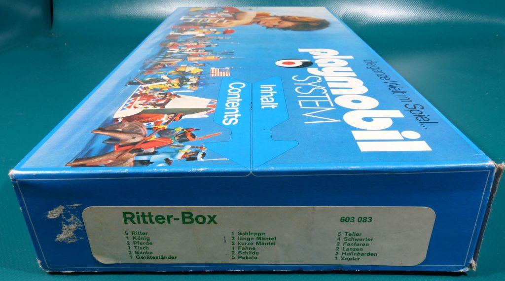 Playmobil 603 083-ger - Knights box - Box