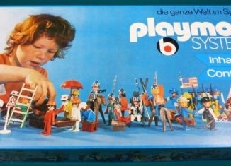 Playmobil - 603 083-ger - Knights box