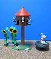 Playmobil - 7027 - Pigeon Loft, Storks Nest