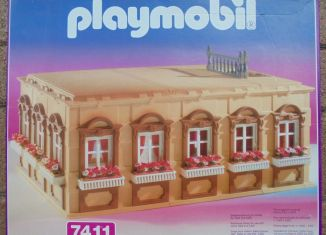 Playmobil - 7411v2 - Expansion Floor