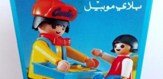 Playmobil - 3307-lyr - Candy Man