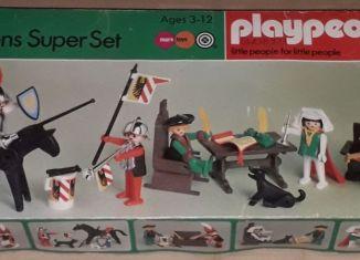 Playmobil - 1719-pla - Barons Super Set