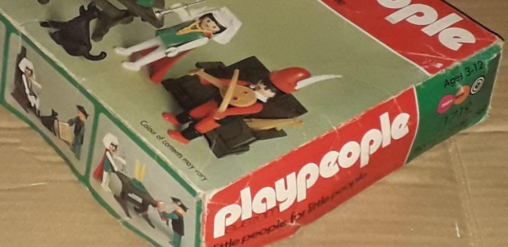 Playmobil 1719-pla - Barons Super Set - Box