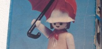 Playmobil - 3322v2-ant - Woman with Umbrella