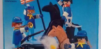 Playmobil - 3485-ant - U.S. Cavalry