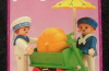 Playmobil - 5402-ant - Children With Pumpkin Cart