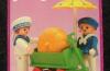 Playmobil - 5402-ant - Kinder mit Handwagen und Kürbis