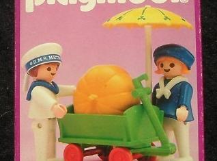 Playmobil - 5402-ant - Children With Pumpkin Cart