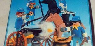 Playmobil - 3485v1-esp - U.S. Cavalry