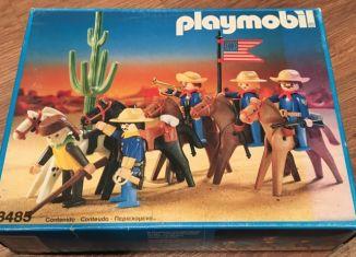 Playmobil - 3485v2-esp - U.S. Cavalry