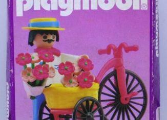 Playmobil - 5400-esp - Flower seller