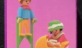 Playmobil - 5403-esp - Children With Stilts
