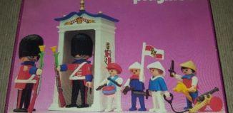 Playmobil - 5581-esp - Guards & Children