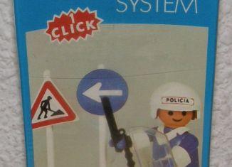 Playmobil - 3324v2-fam - Policeman