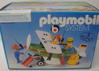 Playmobil - 3246-ger - Biplane Pegasus