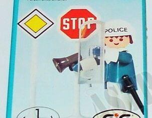 Playmobil - 3324-ita - Policeman