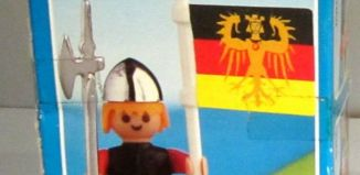 Playmobil - 1017-lyr - German Knight
