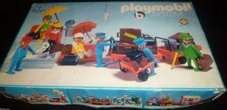 Playmobil - 3402-lyr - Voyageurs
