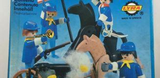 Playmobil - 3485-lyr - U.S. Cavalry
