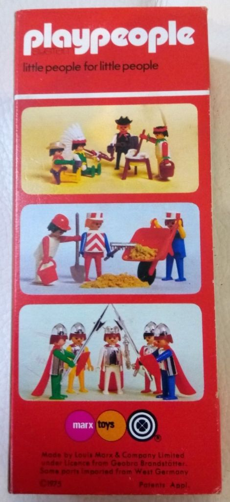 Playmobil 1717/1-pla - Robin Hood - Box
