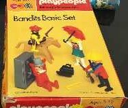 Playmobil - 1731/1-pla - Bandits Basic Set