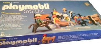 Playmobil - 090-sch - Set Deluxe Fermiers