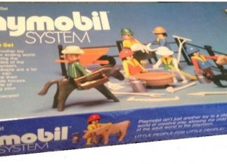 Playmobil - 090-sch - Farmers Deluxe Set