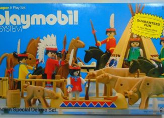 Playmobil - 1103v1-sch - Set Special Deluxe Indien