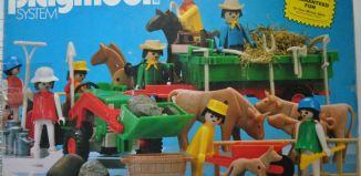Playmobil - 1504v2-sch - Farmer Super Deluxe Set