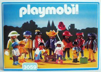Playmobil - 3059 - Multicultural Figure Assortment