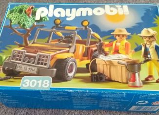 Playmobil - 3018 - Jungle Expedition