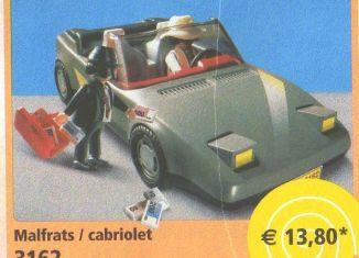 Playmobil - 3162s2v2 - Getaway Car