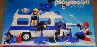 Playmobil - 3188s1v2 - Television International van