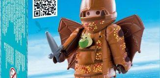 Playmobil - 70044 - Barrilete en traje de vuelo