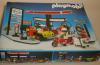 Playmobil - 3434v1 - Esso Gas Station