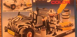 Playmobil - 3679v2 - Safari jeep
